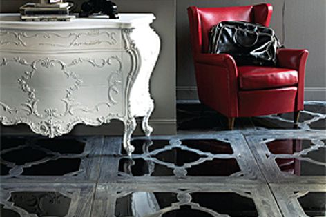 Wooden flooring by I Vassalletti is influenced by a passion for wood.
