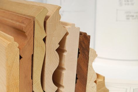 Take advantage of Porta's 60 years of timber expertise to custom design mouldings to your project's specifications.