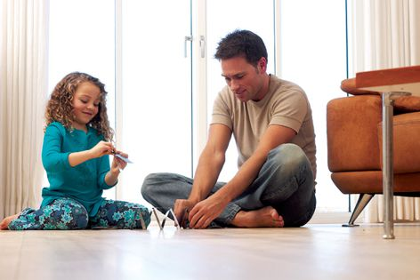 Underfloor heating by Devi is ideal for people with asthma and allergies.