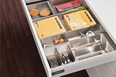 Harn Triomax drawer runner system