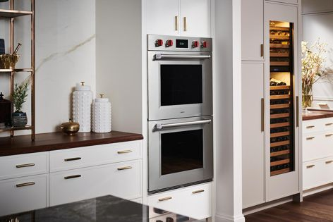 Wolf M Series professional ovens
