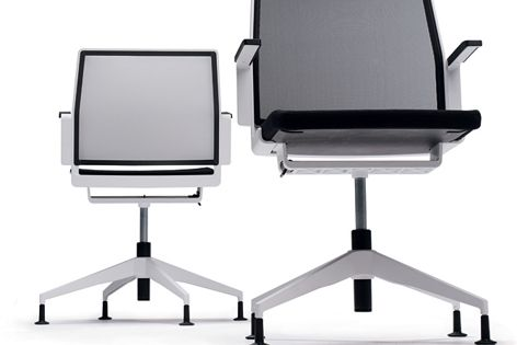 The sleek, lightweight Dis chair has numerous awards to its name.