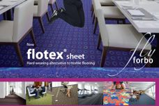 Flotex sheet by Forbo Flooring