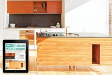 Kitchens + Bathrooms magazine