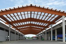 EasyClick PC DIY translucent roofing by Ampelite