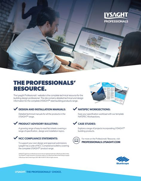 The professionals' resource