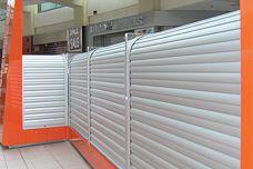 Maxiblock roller shutters