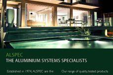Alspec aluminium framing systems