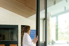 Slide Master sliding door from AWS