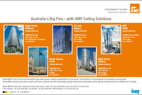 AMF performance ceilings