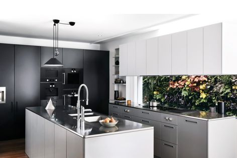 Cantilever Interiors' Tableau kitchen system is defined by precise detailing and a commitment to quality.