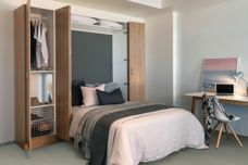 Newline range of wall bed systems