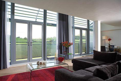 Zendow series windows and doors