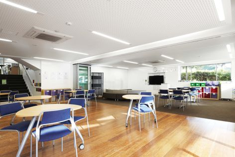 Knauf has released acoustic design guides for the health and education sectors.