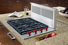 Wolf Cooktop Downdraft from Sub-Zero