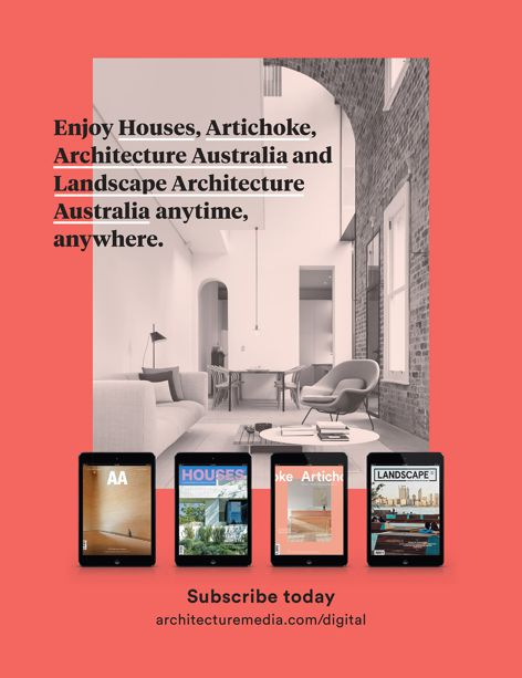 Architecture Media subscriptions