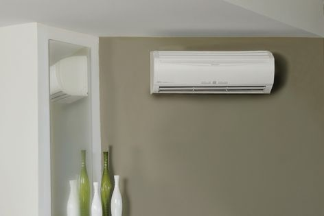 The Fujitsu ASTB plasma airconditioner has a six-star energy rating for heating and cooling.