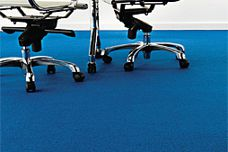 Studio Blues carpet from EC Group
