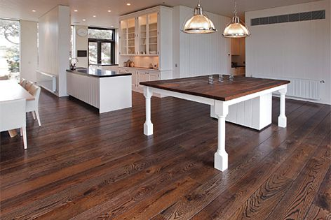 Tectonic flooring systems by Eco Timber Group