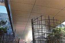 Alutile aluminium composite panel