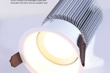 Eco13 LED downlight by Superlight