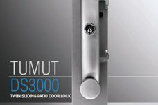 Tumut DS3000 door lock by Doric