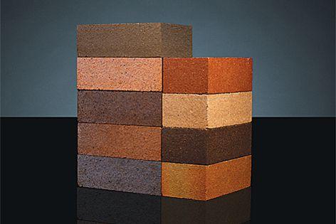 PGH Bricks & Pavers dry pressed bricks