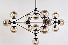 Modo chandelier by Space