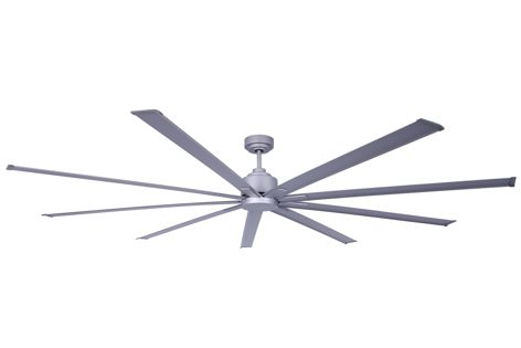 The Airfusion Resort 203 Cm Ceiling Fan Has A Six Speed Remote Control With