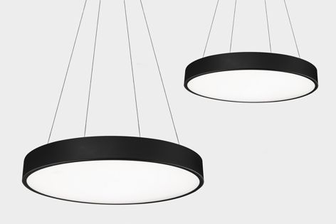 Akira suspended ceiling light by Unios