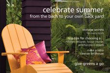 Habitat magazine – celebrate summer