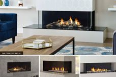 City series fireplaces from Regency