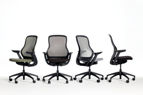 The Belite chair from Zenith Interiors provides comfort and support in any seating position.