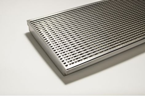 Stormtech's new slip-resistant drain is compliant with a number of building codes, in particular AS 4586.