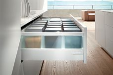Tandembox drawer systems from Blum