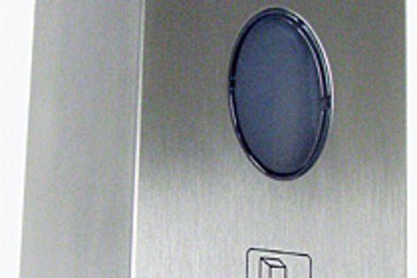 B-2012 soap dispenser from Bobrick