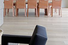 American hardwood flooring