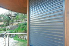Roller shutters from Blockout Shutters