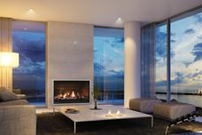 AF960 gas fireplace by Escea