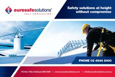 Eurosafe Solutions fall protection