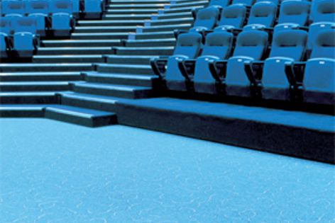 Invista's Antron carpet fibre is resistant to stains, matting, crushing and abrasive wear.