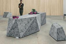 Luna Concrete surface by Essastone