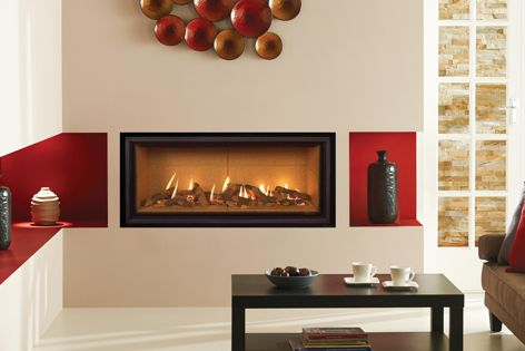 Gazco's Studio 2 gas fire is now available in Australia from Castworks.