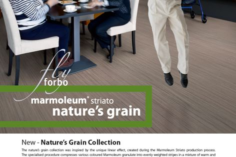 Nature's Grain by Forbo Flooring