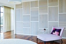 Cabinetry panels and doors by Royal Oak Floors