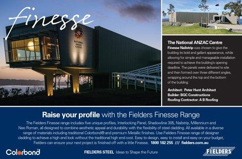 Finesse range by Fielders Steel