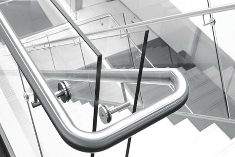 Connect handrail systems