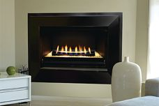 Gas fireplaces by Lopi