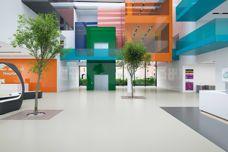 Palettone flooring by Polyflor