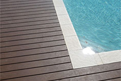 Passport decking has no cellulose content, which avoids fade and mould issues.